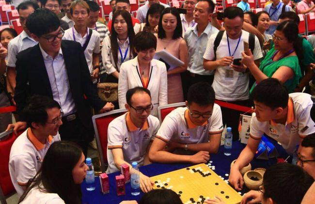 吸引棋界大咖关注的城市围棋联赛