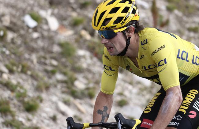 环法第17赛段洛佩兹夺冠 罗格利奇继续保有黄衫