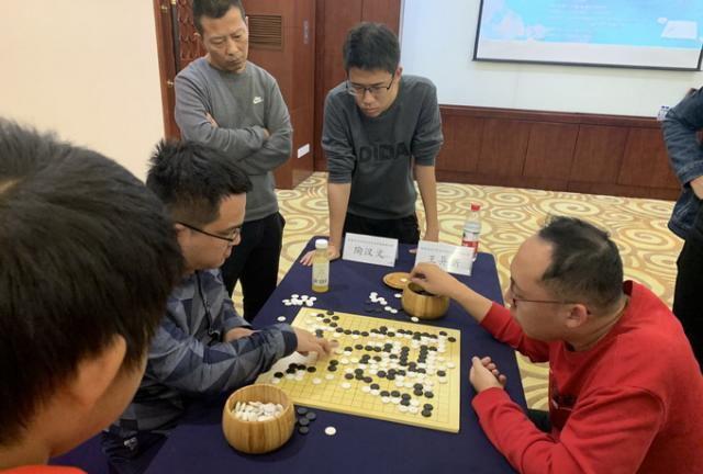 围棋史上的1月24日:全国首次大规模业余赛晚报杯