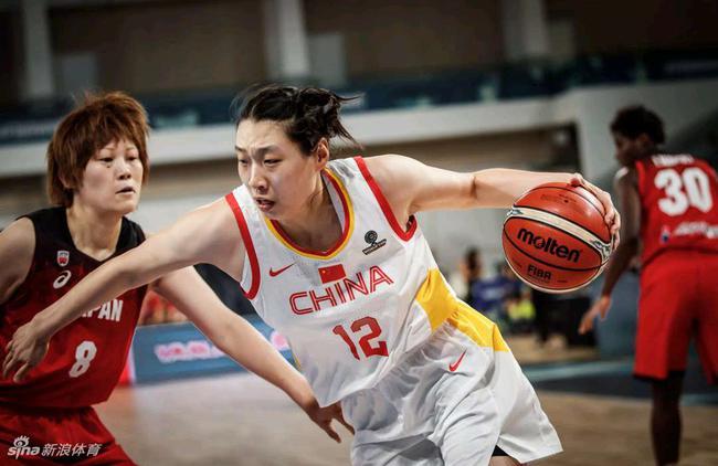 中国女篮终于战胜日本队这块心魔