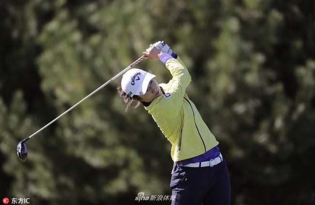 韩亚银行锦标赛姜孝林赫尔领先 刘钰T37冯珊珊T51