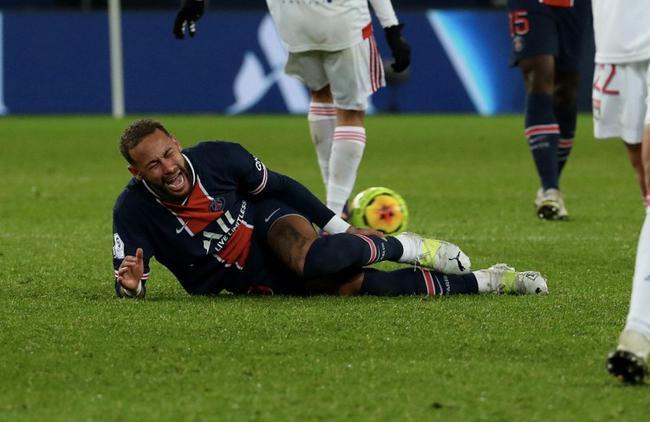 巴黎官方宣布内马尔不会出战巴萨 他伤还没好
