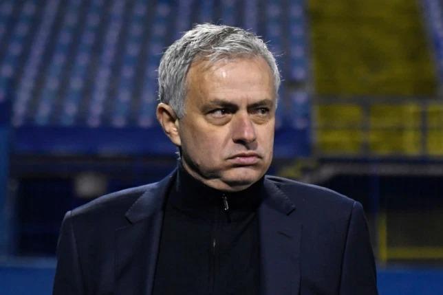 穆里尼奥:我不需要外部批评 就怕队员不在乎批评