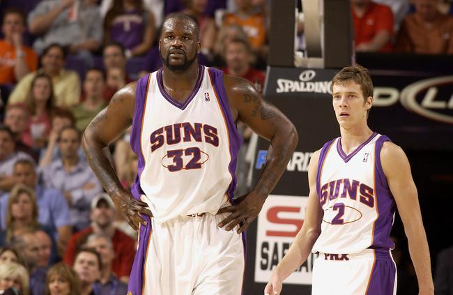 為什麼在NBA打架時 你會期待歐尼爾是你隊友?(影)
