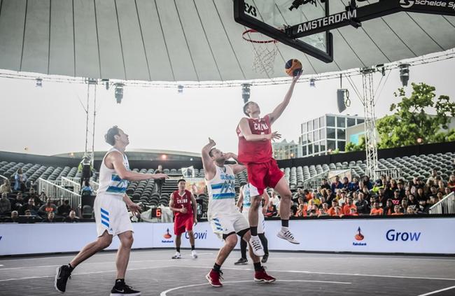 2019年FIBA3V3男篮世界杯