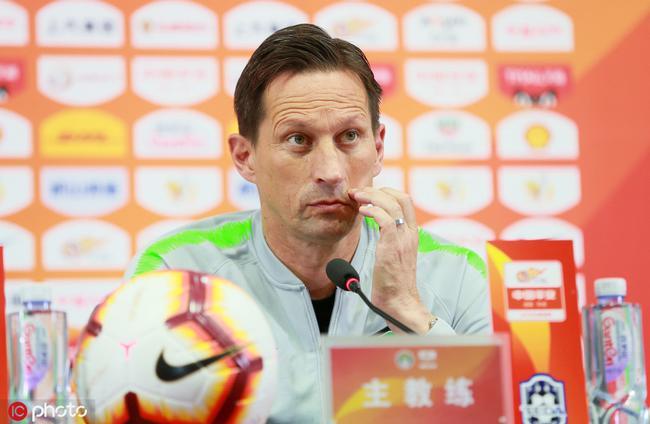 施密特:京津德比又是一个艰巨任务 谈足协杯抽签