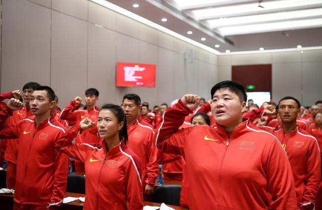 中国田径队世锦赛名单 苏炳添巩立姣刘虹等在列