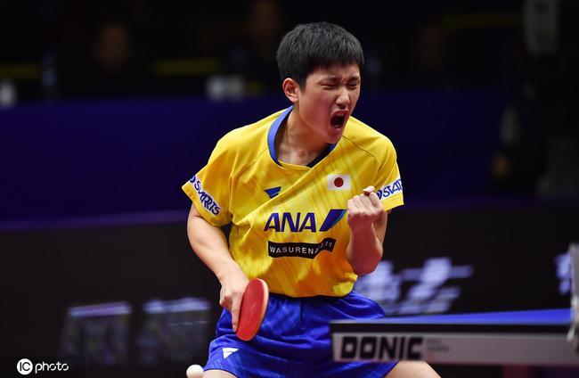 日媒:张本击败里约金牌 全日本仅他能胜马龙两次
