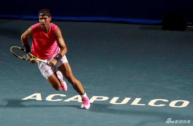 阿卡普尔科赛纳达尔完胜迪米 美网夺冠后首进决赛