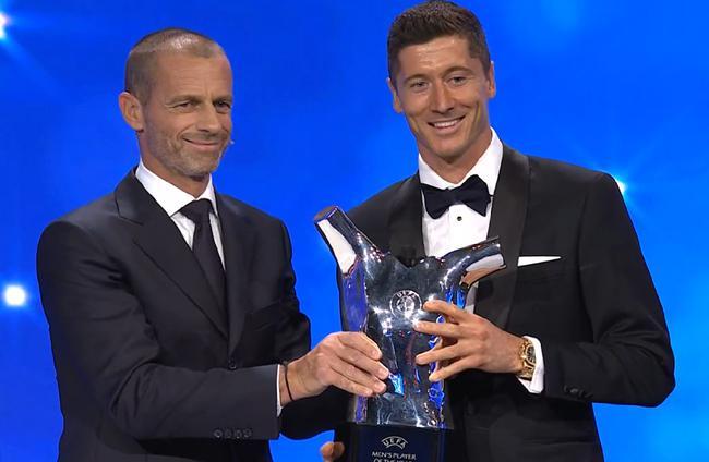 历史第一次!梅西C罗同时无缘欧足联最佳评选前三