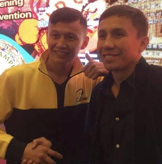 拜山波•那斯依吾拉是现在中国做事拳击上升势头最猛的超新星