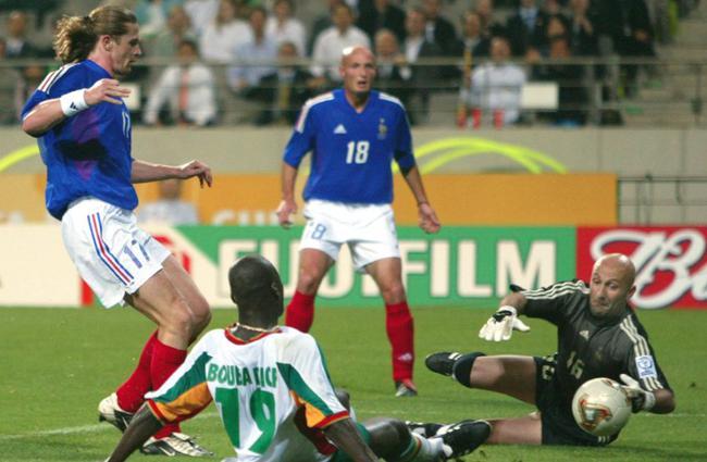 世界杯历史上最大的冷门之一