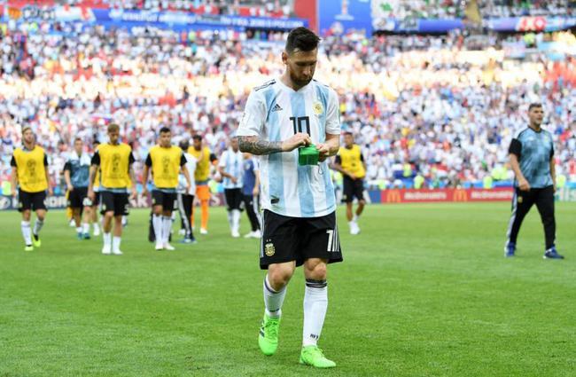 梅西有可能在明年美洲杯重回国家队