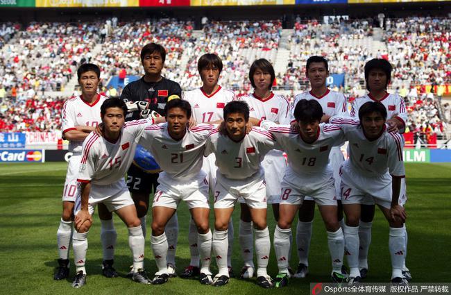 铁子与霄鹏都是国足世界杯主力