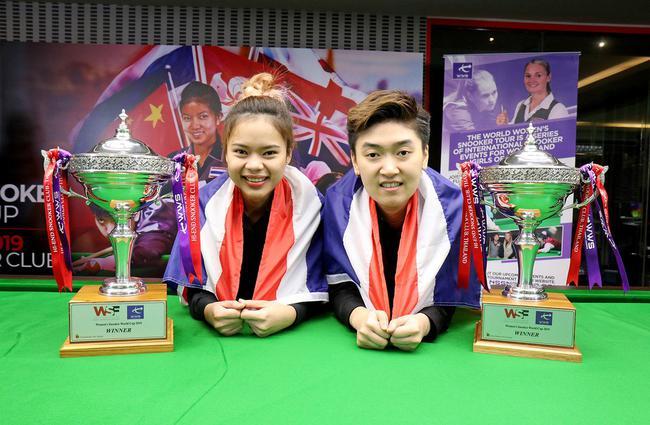 泰国队夺冠