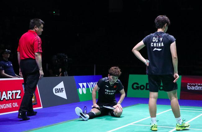 杜玥/李茵晖126分钟鏖战创