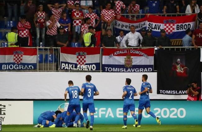 阿塞拜疆战平了克罗地亚