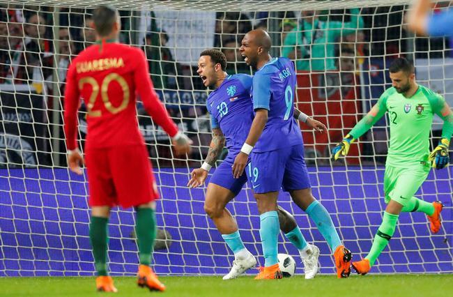 德佩是荷兰获胜功臣