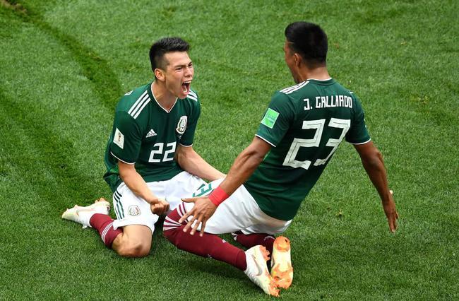 世界杯-大冷!克罗斯+布兰特中框 德国0-1墨西哥