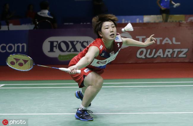 印尼赛山口茜横扫戴资颖 终结对其三连败进决赛