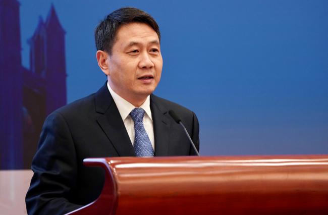 江西省上饶市委常委、宣传部长丁晓胜