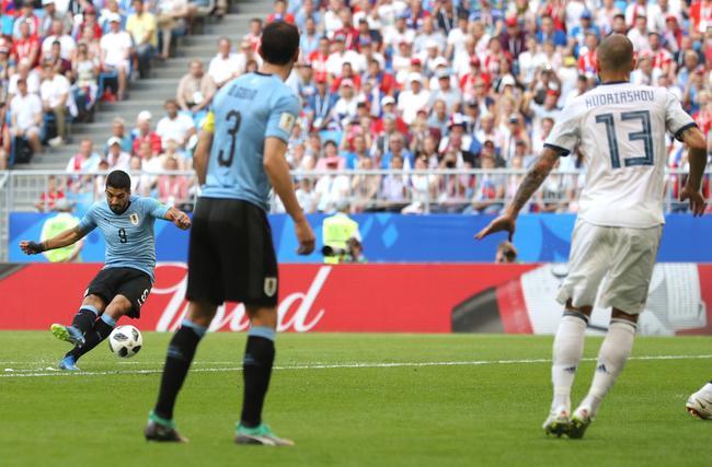 2018年6月25日世界杯 俄罗斯vs乌拉圭 - 直播[视频]