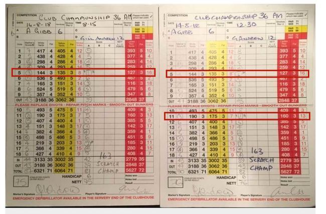 神奇!英国业余女球员一天36洞打出三个一杆进洞