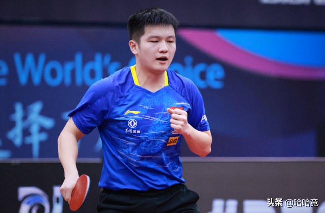 逆转马龙夺世界杯三连冠 樊振东已成男乒领军人
