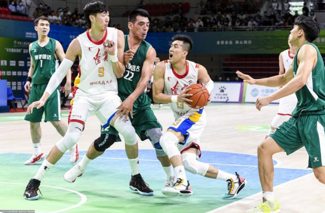 郭艾伦19分周琦10+7 辽宁男篮狂胜陕西40分