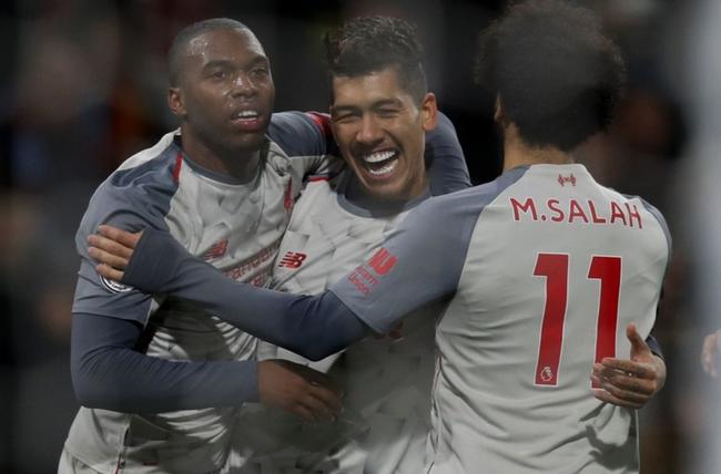 利物浦強勢追擊曼城
