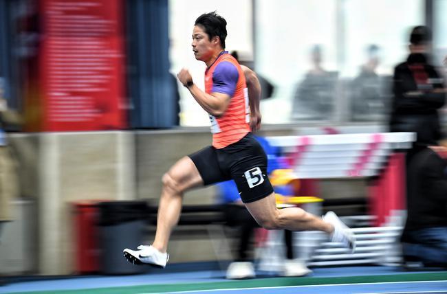 减速照样跑出世界第三 31岁的苏炳添依然世界级