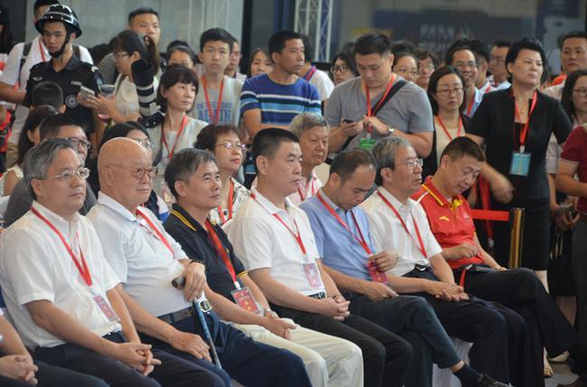 众多嘉宾出席开幕式
