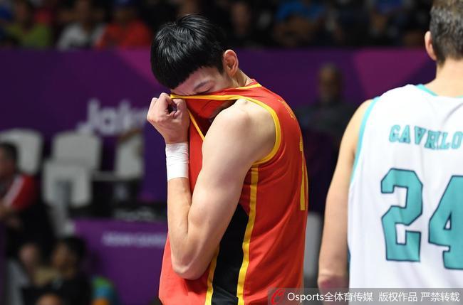 青年时报: 霸气不再的中国男篮