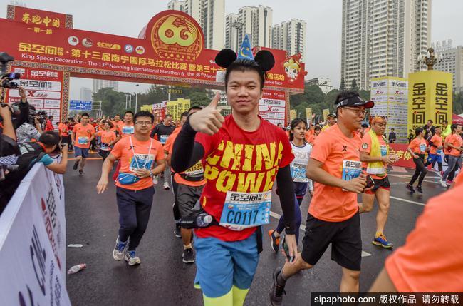 专访水涛:马拉松见证中国改革开放40年变迁。