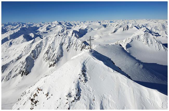 阿尔卑斯最值得一去的滑雪胜地