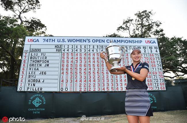 USGA宣布2020年美国女子公开赛区域资格赛场地