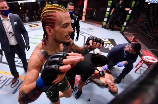 肖恩-奥麦利:我很会营销自己 UFC的安排有深意