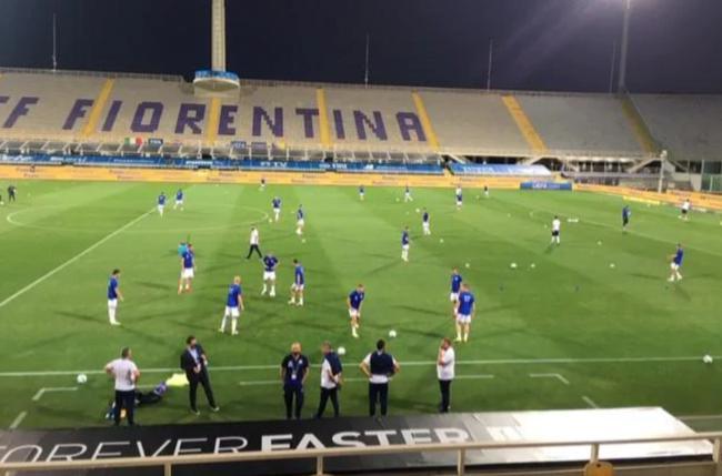 欧国联意大利vs波黑首发:贝洛蒂