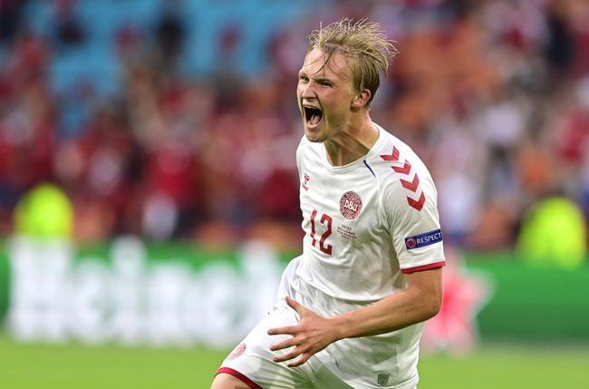 丹麥晉級半決賽