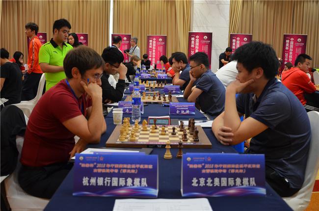北京与杭州战成平手