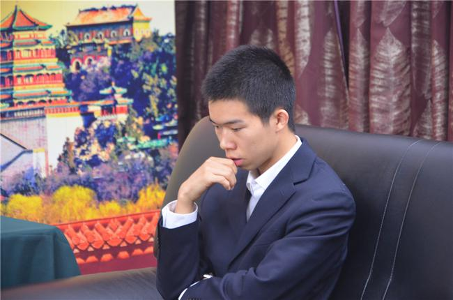辜梓豪夺得第20届阿含桐山杯冠军