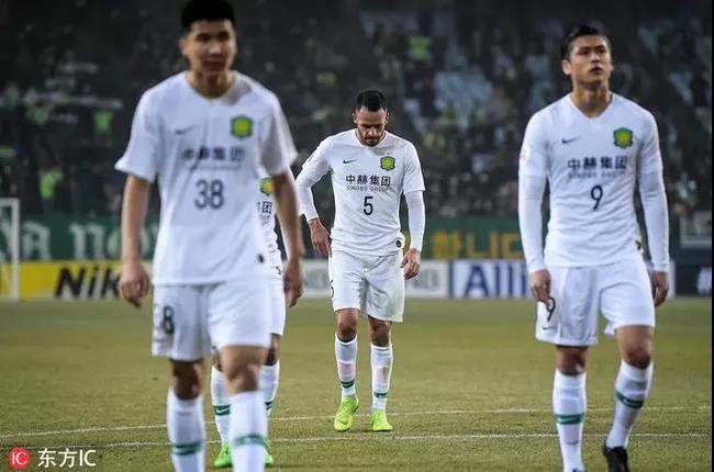 方寸:输球的不只是国安 已和日韩不是一个频道