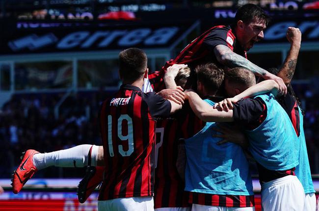 意甲第37轮 AC米兰 2-0 弗罗西诺内_直播间_手机新浪网