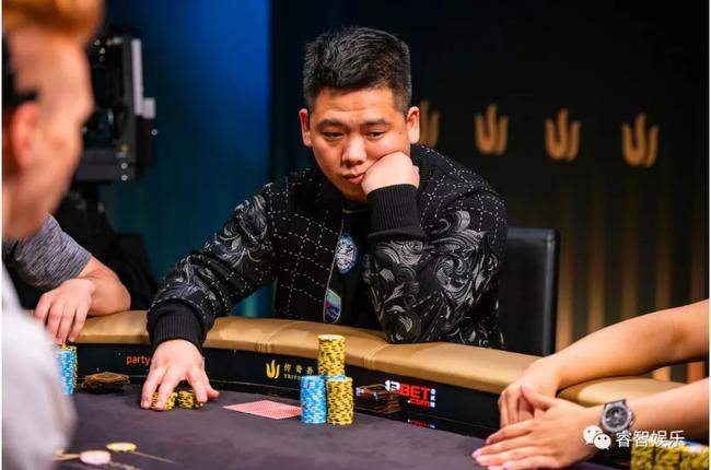 传奇扑克巡回赛黑山站 PaulPhua第11次进圈破记录