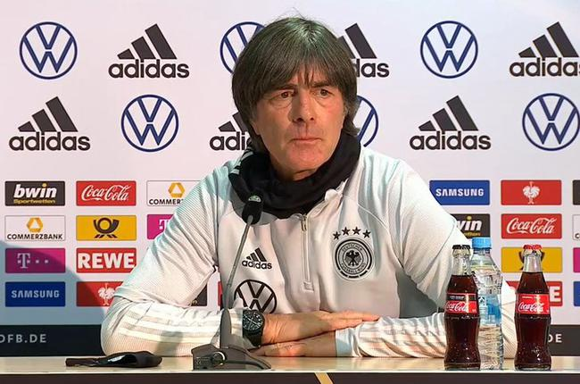 勒夫:欧冠表明体能太重要 德国队一切围绕欧洲杯