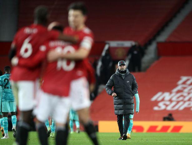欧文:曼联现在比利物浦自信 结果反映了两队状态
