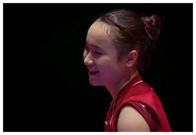 伊藤美诚闭幕了国乒女单的11连冠