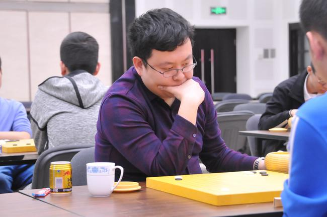 倡棋杯预选谢赫刘星告负 唯一女将周泓余出局