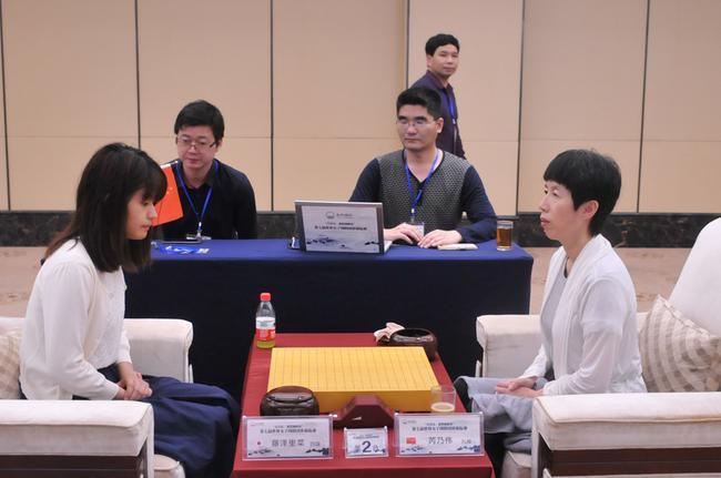 女团赛中国憾负日本 韩国3