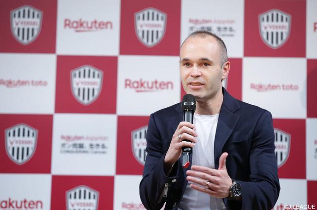 伊涅斯塔:盼亚洲足球越来越好 来日本因周全计划